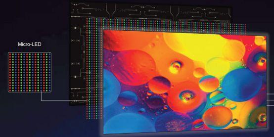 Micro LED技术量产难度大,今年或成元年?  第2张