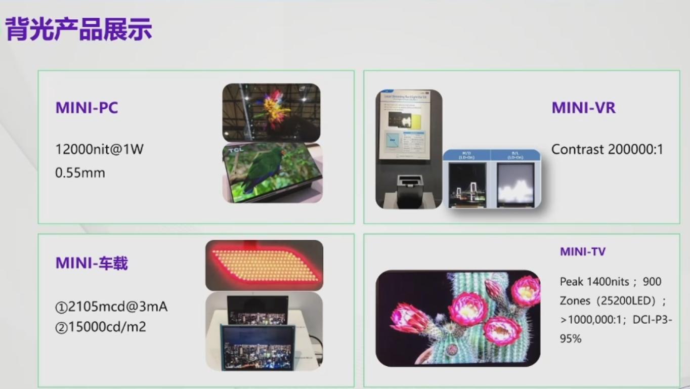 2020新型显示研讨会--瑞丰光电MiniLED分享  第11张