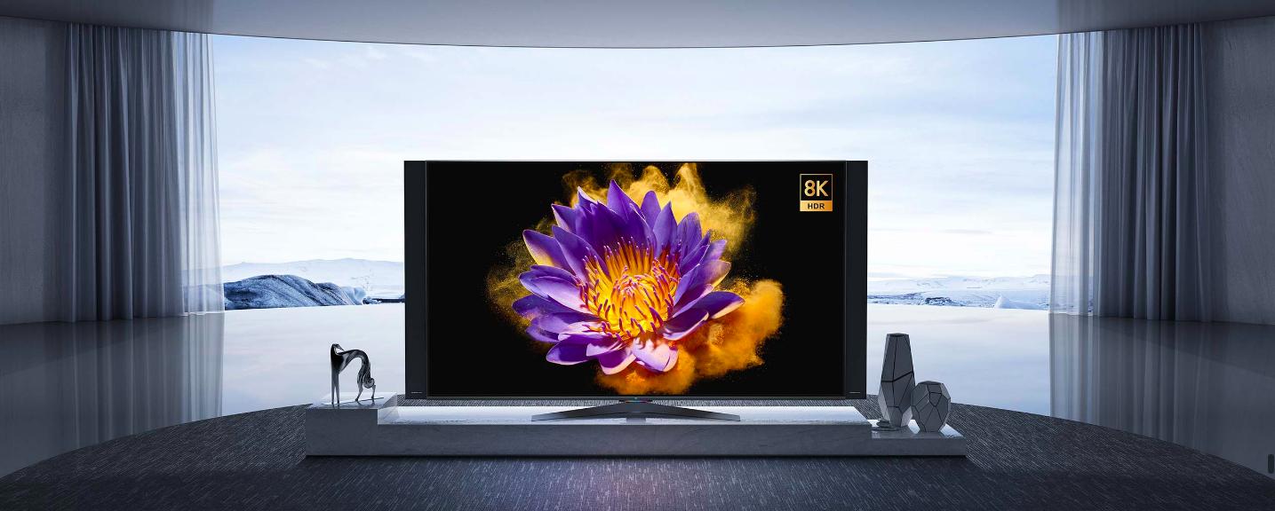 小米发布MiniLED电视,5G+8K+MiniLED  第4张
