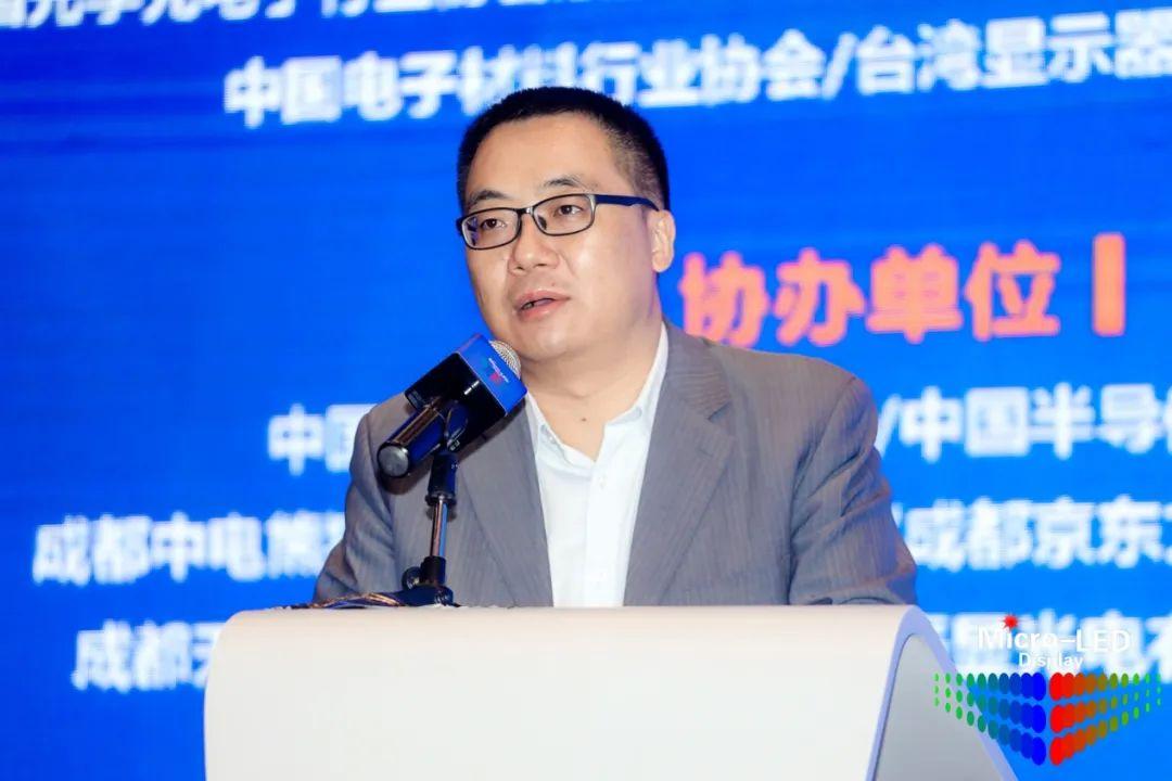 2020第四届中国(国际)Micro-LED显示高峰论坛暨第二届成都新型显示合作洽谈会胜利召开  第2张