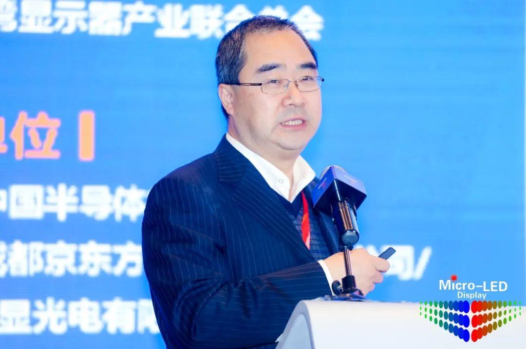 2020第四届中国(国际)Micro-LED显示高峰论坛暨第二届成都新型显示合作洽谈会胜利召开  第3张