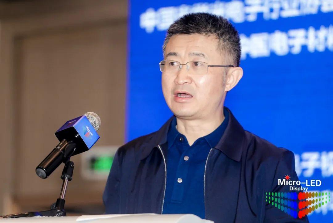 2020第四届中国(国际)Micro-LED显示高峰论坛暨第二届成都新型显示合作洽谈会胜利召开  第6张