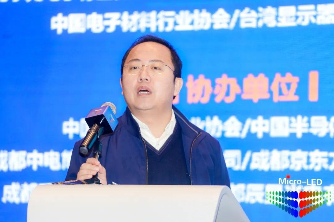 2020第四届中国(国际)Micro-LED显示高峰论坛暨第二届成都新型显示合作洽谈会胜利召开  第7张
