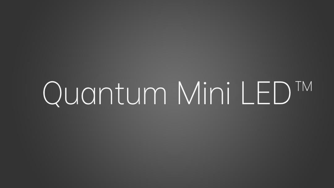 三星拟注册Mini LED背光电视相关商标