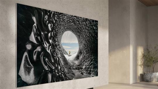 三星发布110寸MicroLED面板电视:不烧屏、99.99%屏占比  第3张