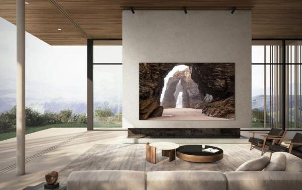 三星发布110寸MicroLED面板电视:不烧屏、99.99%屏占比  第5张