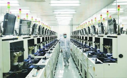 天津三安光电开发出Micro LED芯片;三安半导体获补1.84亿元