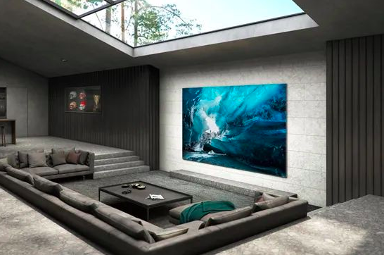 LG发布旗下首款MiniLED电视;三星110吋MicroLED电视开始预订  第1张