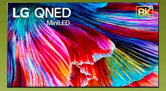 LG发布旗下首款MiniLED电视;三星110吋MicroLED电视开始预订  第2张