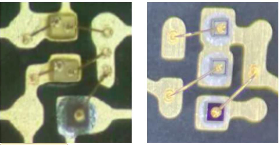 全垂直结构Mini LED RGB显示方案的三大关键词  第6张