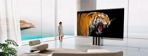 奥地利C-Seed发布165英寸可折叠MicroLED电视  第1张