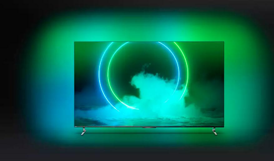 飞利浦推出首款MiniLED背光电视  第1张