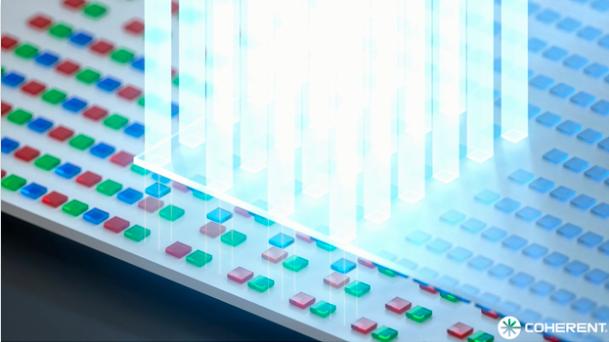 用于MicroLED显示屏生产的激光工艺  第4张