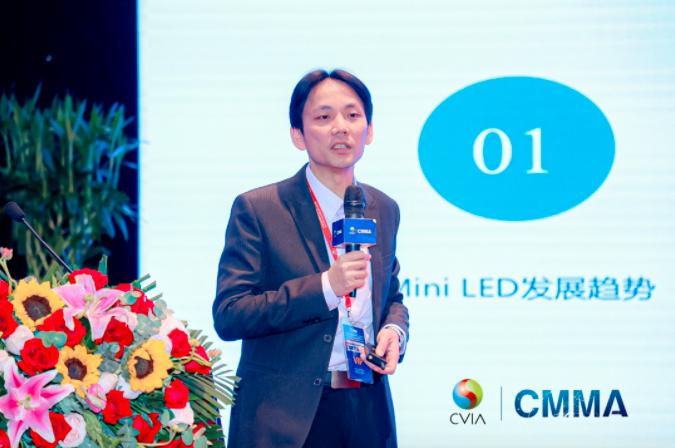 中国电子视像行业协会Mini/MicroLED显示产业分会第一次成员大会暨新一代显示产业高质量发展论坛成功举办  第13张