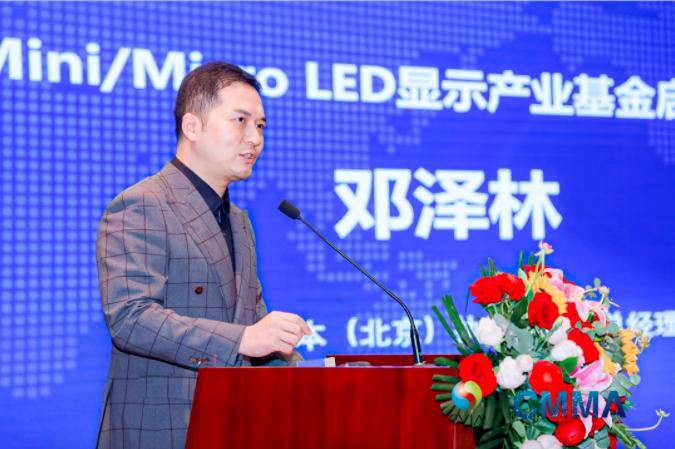 中国电子视像行业协会Mini/MicroLED显示产业分会第一次成员大会暨新一代显示产业高质量发展论坛成功举办  第19张