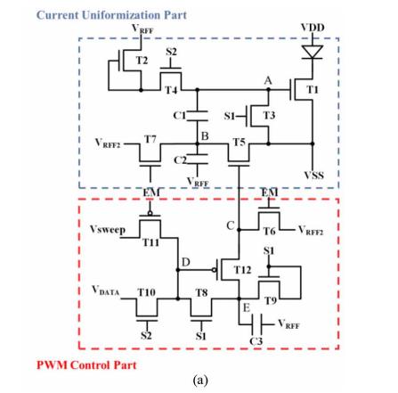 AM PWM驱动电路的Mini LED背光在液晶显示器中  第1张