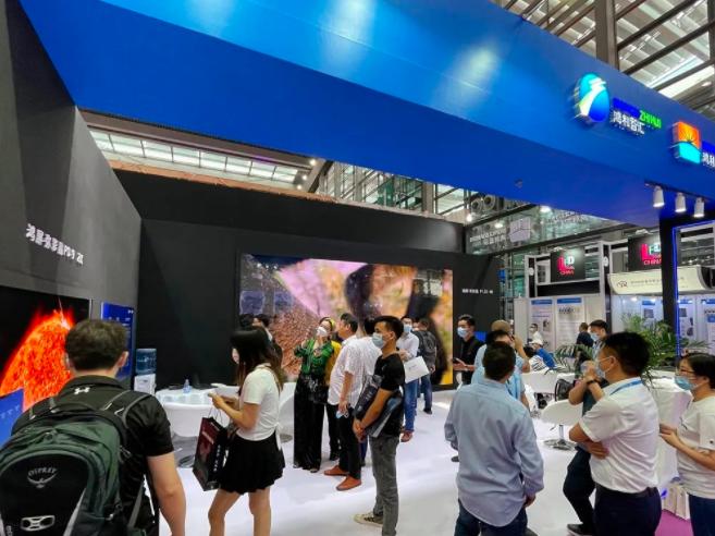 鸿利智汇携Mini LED亮相深圳国际LED展  第3张