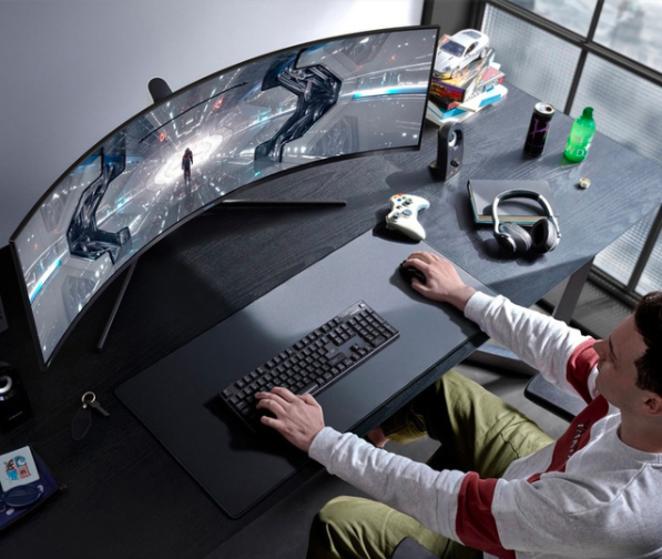 Acer宏碁49英寸MiniLED显示器曝光:5120×1440分辨率,HDR2000  第6张
