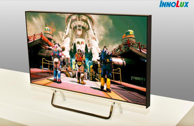 TouchTaiwan2021,群创展出MiniLED背光电竞显示器