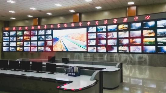 """利亚德携MicroLED系列显示产品亮相""""中国高速公路信息化大会""""  第6张"""