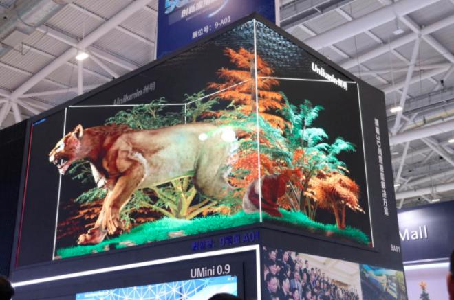 ISLE展:LG,利亚德,希达,雷曼等14家显示屏厂产品一览  第4张