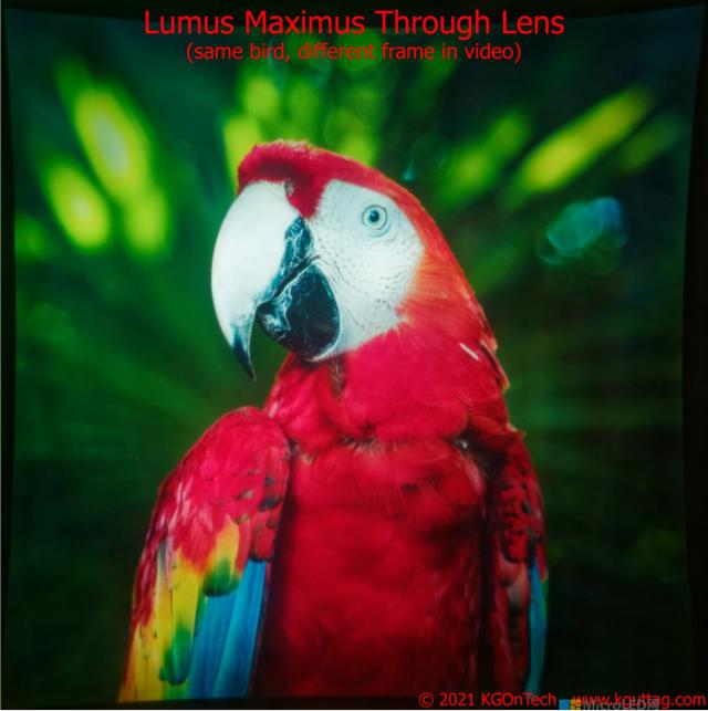 Lumus Maximus阵列光波导与HoloLens2对比  第20张