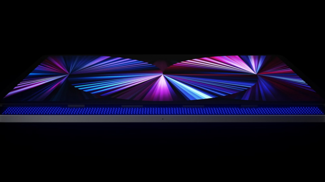苹果MiniLED屏笔电最快9月亮相,供应链动作频频