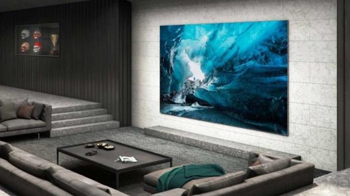 三星MicroLED电视The wall商用显示器正式发布