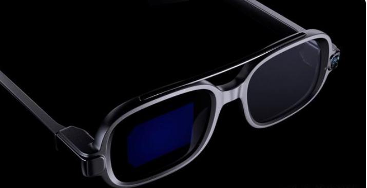 小米发布首款MicroLED AR智能眼镜!  第2张