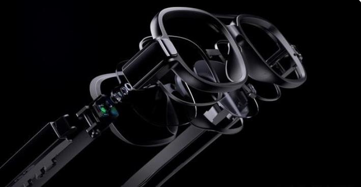 小米发布首款MicroLED AR智能眼镜!  第3张