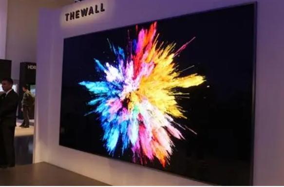 三星计划缩小100英寸以下MicroLED电视像素距离